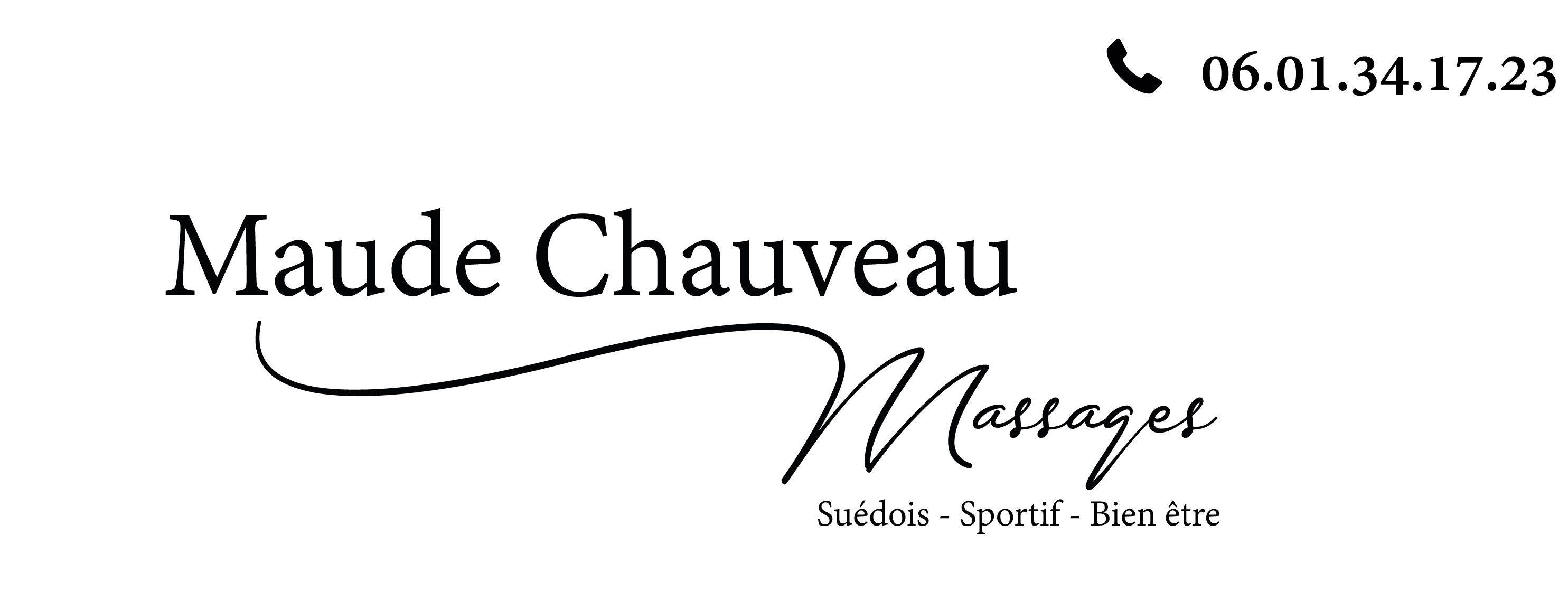 Maude Chauveau Massage Suédois